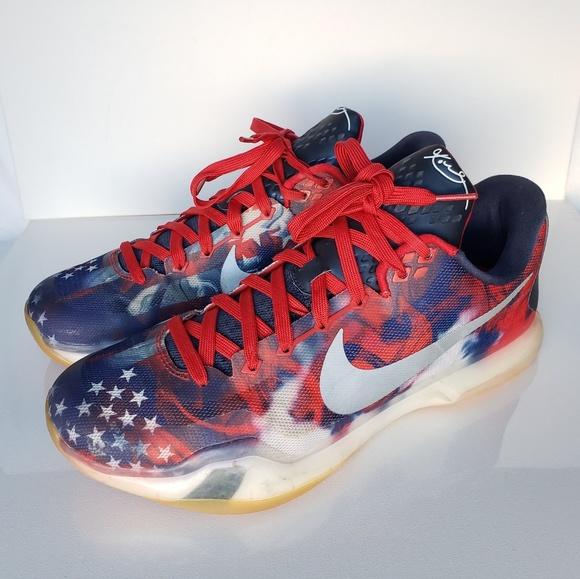 Nike Kobe Usa Independence 4th Of July
